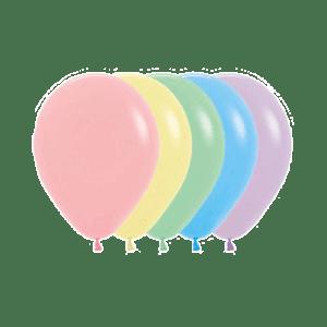 Pastellmatt Farben