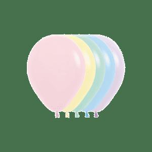 Samtigmatt Farben