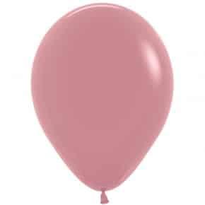 Öko-Luftballon Farbe Altrosa