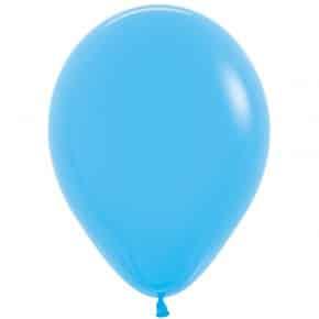 Öko-Luftballon Farbe Blau