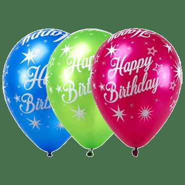 Öko-Luftballon Geburtstag