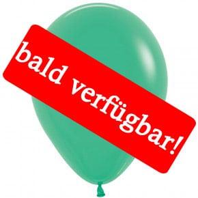 Bald verfügbar: Öko-Luftballon Grün