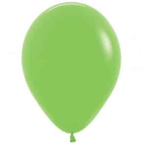 Öko-Luftballon Farbe Hellgrün