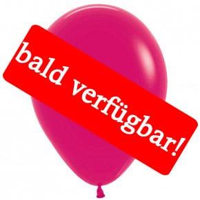 Bald verfügbar: Öko-Luftballon Himbeere