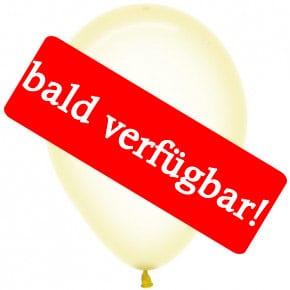 Bald verfügbar: Öko-Luftballon Kristallpastell-Gelb