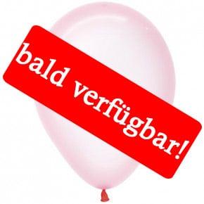 Bald verfügbar: Öko-Luftballon Kristallpastell-Pink