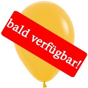 Bald verfügbar: Öko-Luftballon Mango