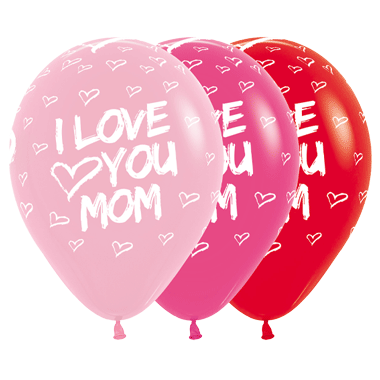 Öko-Luftballon Muttertag