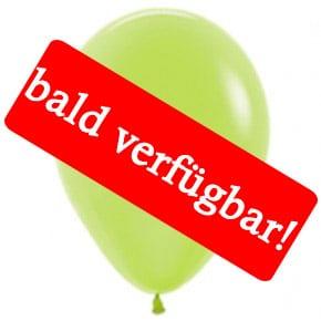 Bald verfügbar: Öko-Luftballon Neon-Grün