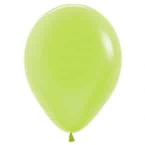 Öko-Luftballon Neon Grün