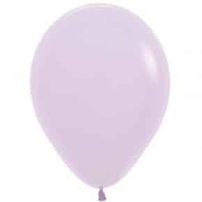 Öko-Luftballon Pastellflieder matt