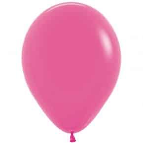 Öko-Luftballon Farbe Pink