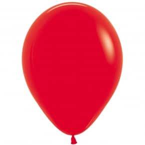 Öko-Luftballon Farbe Rot