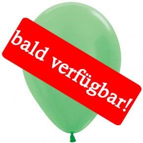 Bald verfügbar: Öko-Luftballon Samt-Grün