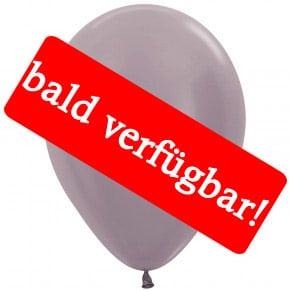 Bald verfügbar: Öko-Luftballon Samt-Greige