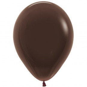 Öko-Luftballon Farbe Schokoladenbraun