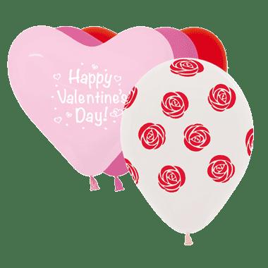 Öko-Luftballon Valentinstag