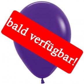 Bald verfügbar: Öko-Luftballon Violett