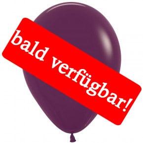 Bald verfügbar: Öko-Luftballon Weinrot