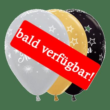 Bald verfügbar: Öko-Luftballon Silvester