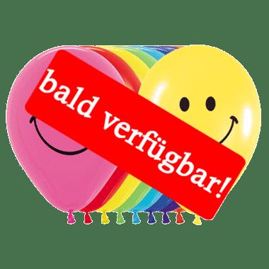 Bald verfügbar: Öko-Luftballon Smileys & Gesichter