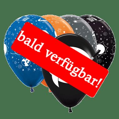 Bald verfügbar: Öko-Luftballon Sonstiges