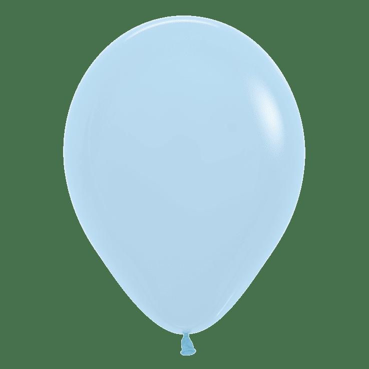 Bio Luftballon 30cm hellblau