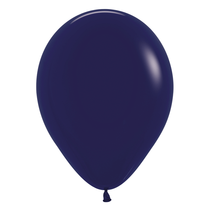 Bio Luftballon 30cm marineblau