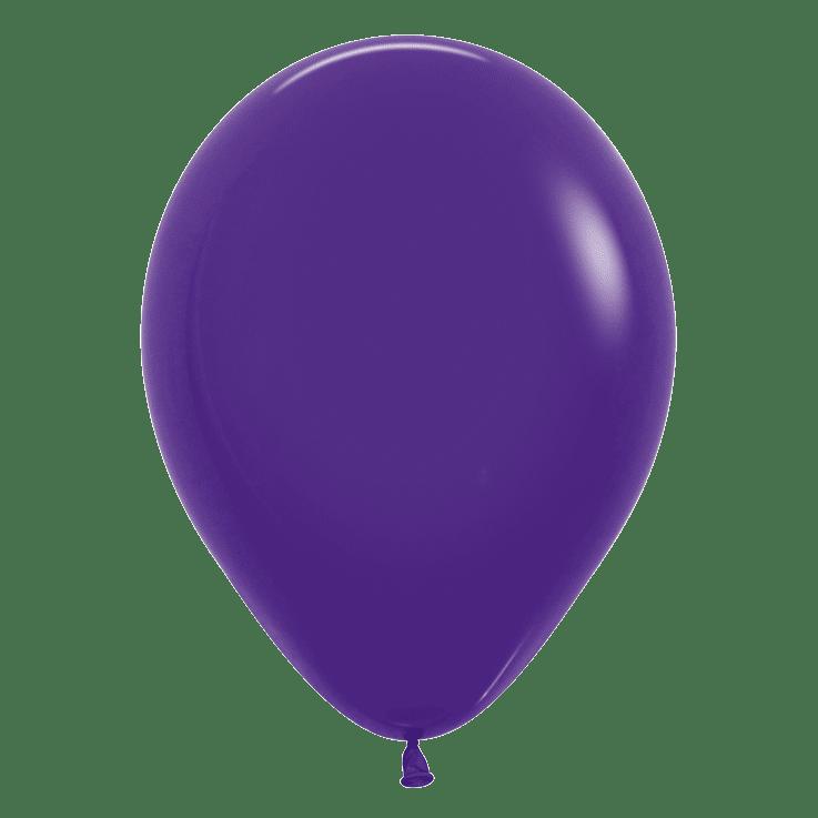 Bio Luftballon 30cm violett