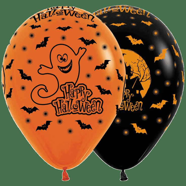 Happy Halloween Luftballons
