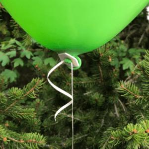 Luftballon-Halteband aus Gelantine öko 2
