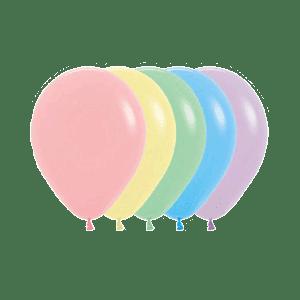 600 Pastell-Matt Mischung
