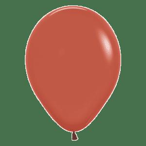 Bio-Luftballon terracotta 30 cm